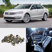 16pcs White Canbus for VW Passat B7 Interior LED Light Kit(2012-2014)