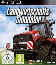 Playstation 3 Landwirtschafts Simulator 2013  Deutsch Top Zustand