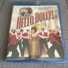HELLO DOLLY - 1 BLURAY ZONA B 146 MIN BARBRA STREISAND NEW SEALED NUEVA EMBALADA
