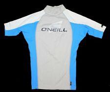 O'Neill Skins 6oz Rash Guard Short Sleeve 50+ Uv Protection Shirt Men's Size Sm