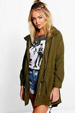 Boohoo Parkas for Women