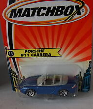 Matchbox H5809 No.14 Porsche 911 Carrera