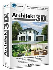 Architekt 3D X9 Home DVD Win Version 19 Punch! EAN 4023126118752 + Privacy Suite