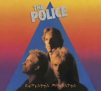 NEW CD Album The Police - Zenyatta Mondatta (Mini LP Style Card Case)