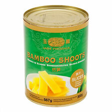 567g Bambussprossen in Scheiben Jade Phoenix zarte Bambusspitzen Bambus Sprossen
