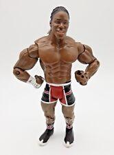 Figurine WWE 7 Catcheur Wrestling - Jacks 2004 - ELIJAH BURKE