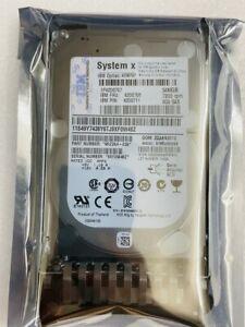 """42D0707 42D0708 42D0711 IBM 500 GB 2.5"""" 7200 RPM 6GB SAS HARD DRIVE HDD 500GB"""