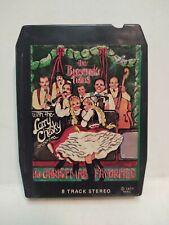 Bresenski Twins Christmas Favorites MAC 1977 Eight 8 Track Tape et150