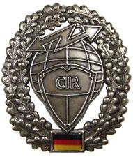 BW Barettabzeichen Kommando Cyber- und Informationsraum CIR Bundeswehr original