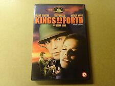 DVD / KINGS GO FORTH ( FRANK SINATRA, TONY CURTIS, NATALIE WOOD )
