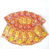 12 Pack x 5g BENTO SQUID SEAFOOD SNACK DELICIOUS Thai Spicy Chilli Food Flavour