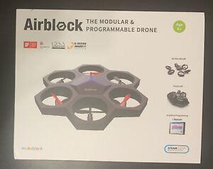 MakeBlock Airblock Modular Hexacopter Drone Hovercraft BRAND NEW STEM STEAM IOS