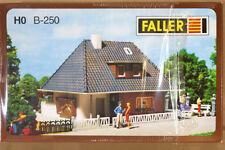 FALLER B-250 HO échelle PETIT MODERNE PAYS Maison Modèle Chemin de fer