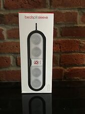 Beats by Dr. Dre Pill Sleeve Protective Cover - Black - New in Box!