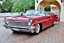1959 Lincoln Continental Mark Iv Convertible Absolutely Gorgeous!