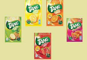 TANG POWDERED JUICE 5 FLAVORS TO CHOOSE (1 BAG MAKES 1L)