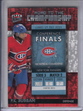 14/15 Fleer Ultra Montreal P.K. Subban Conference Finals RTTC cd #RTCMC-PS