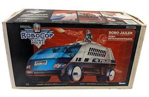 RoboCop and the Ultra Police Robo-Jailer Vintage 1988 Kenner