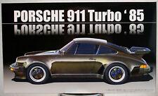 1985 Porsche 911 Turbo Enthusiast 1:24 Fujimi 126593
