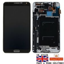 For Samsung Galaxy Note 3 N9005 LCD Display Touch Screen Digitizer+ Frame Black