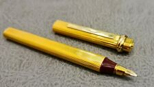 VINTAGE CARTIER TRINITY FOUNTAIN PEN