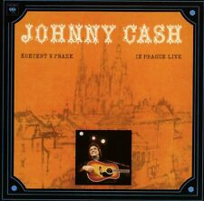Johnny Cash - Koncert V Praze: In Prague Live NEW AND SEALED