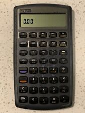 HP 10BII Financial Calculator With Case!