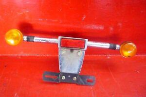 Supporto freccia frecce POSTERIORE HYOSUNG AQUILA 250 CLASSIC GV 250 2004 2007