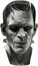 Frankenstein Boris Karloff Full Mask Licensed Universal Studios Costume Hallowee