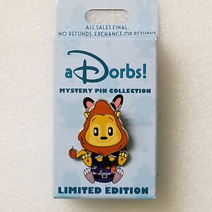 Disney WDI Zootopia Mystery Collection Mayor Lionheart Pin LE 300