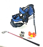 Walter Hagen Series Junior Golf Club Seven Iron With Bag and Accessories