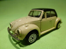 POLISTIL E43 VW VOLKSWAGEN KAFER CABRIOLET - RARE SELTEN - GOOD CONDITION