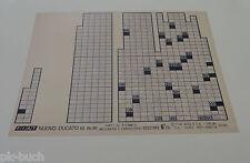 Microfich Ersatzteilkatalog Fiat Nuovo Ducato BZ RL / 90 60331943