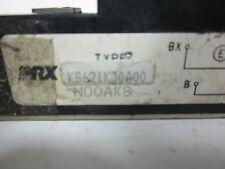 * POWEREX  TYPE KS621K30A00   No.N00AK8    POWER MODULE                   YG-47E