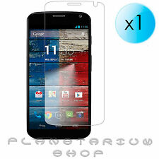 1 x PROTECTOR OF SCREEN TRANSPARENT FOR MOTOROLA MOTO G 8 16 GB XT1032 LCD