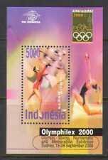 Indonesia 2000 Sports/Gymnast/Olymphilex/StampEx/Gymnastics 1v m/s (n20362)