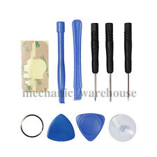 9 Pcs Repair Opening Tool Kit Screwdriver for Apple iPhone 3 4 4S 5 5S 5C iPod