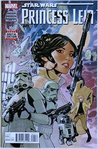 Star Wars Princess Leia #4 - Marvel Comics - Mark Waid - Terry Dodson