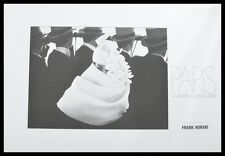 Frank Horvat Paris la mode a Longchamp poster immagine stampa d'arte e cornici 50x70cm