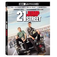 21 Jump Street [4K Ultra HD Blu-ray/Blu-ray] [2012]