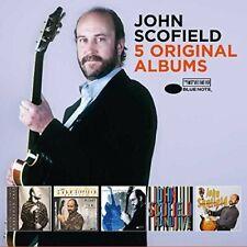 John Scofield - 5 Original Albums [CD]