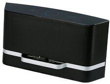 New SIRIUS SXABB1 Portable Speaker Dock Black SIRIUS/XM Satellite Radio NIB