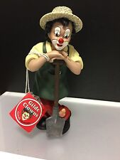 "Gilde payaso ""con palas"" 15 cm. top estado!!!"