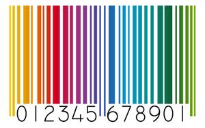 EAN / UPC / GTIN Code - Barcode - 13 stellig GS1