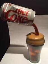 Frozen Moments of Aspen 1986 Diet Coke Very Good Vintage Condition RARE