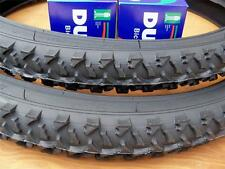 """New 24x1.95 Mountain Bicycle Tires and Tubes (2) Tires & (2) Tubes 24"""""""
