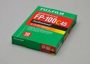 Fuji FP100c45 Professional Instant Film