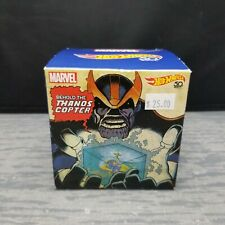 Marvel Hot Wheels Thanos Copter Mattel 2018 SDCC Exclusive