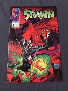 Spawn #1 Image Comic 1992 1st Issue Todd McFarlane Near Mint NM