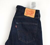 Levi's Strauss & Co Hommes 504 Extensible Jambe Droite Jean Taille W31 L32